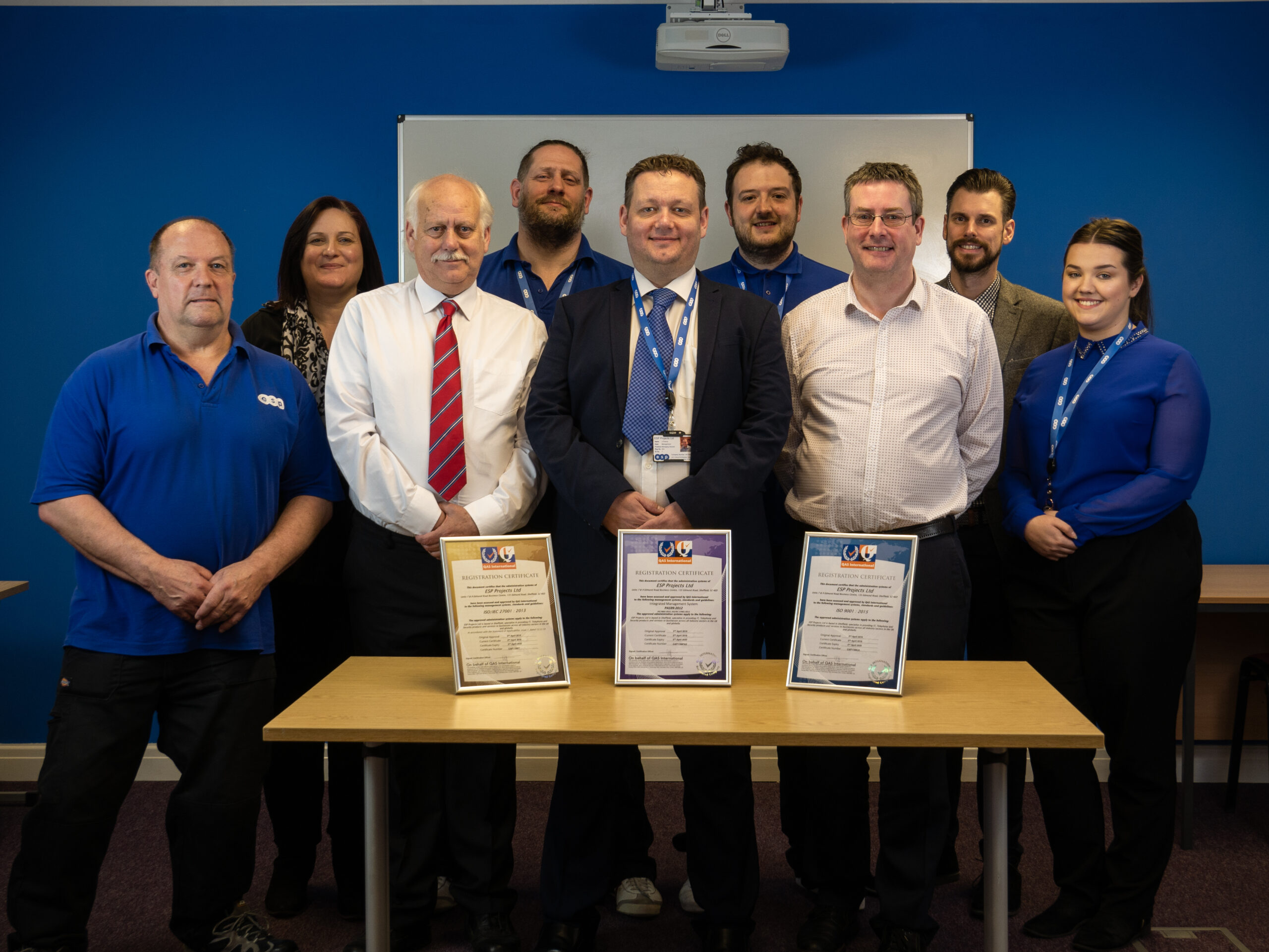 IT provider supports local charity to help them raise vital funds for tinnitus sufferers