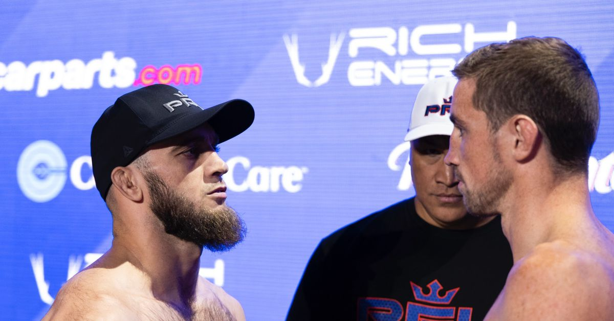PFL 2021 Playoffs: Loughnane vs. Khaybulaev live results and discussion