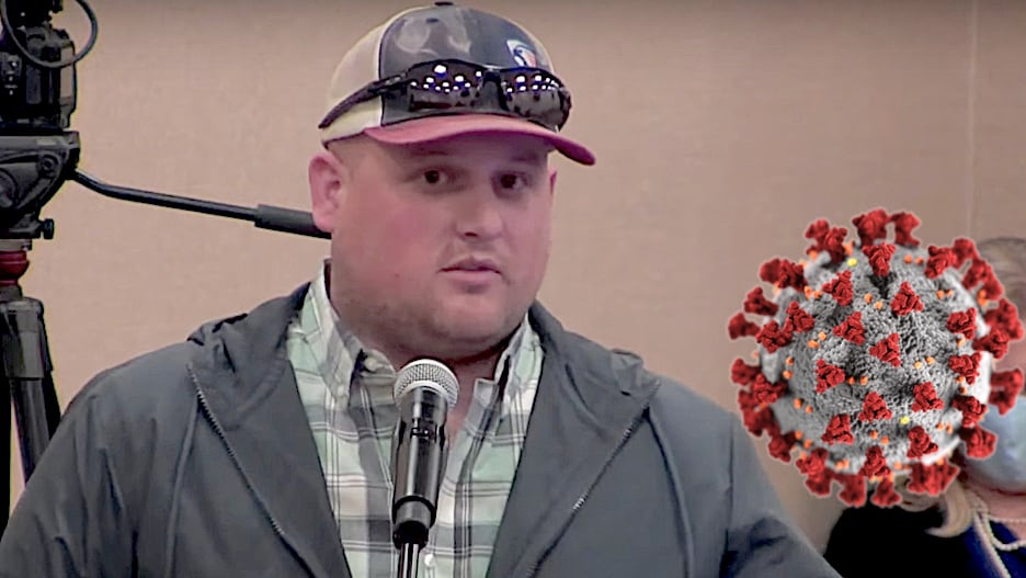Caleb Wallace, Anti-Mask 'Freedom Rally' Organizer, Dies at 30 With COVID