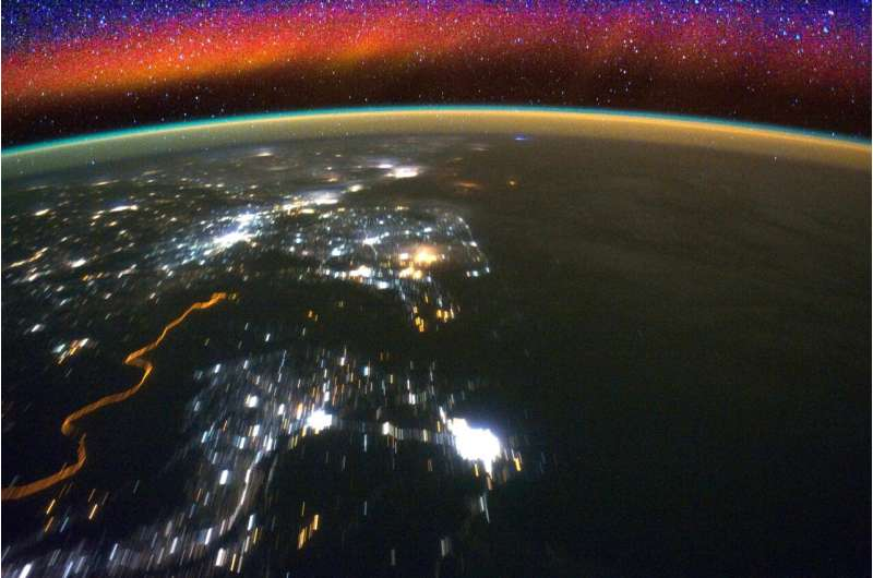 GOLD's bird's-eye reveals dynamics in Earth's interface to space