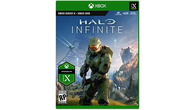 Preorder Halo Infinite for Xbox, Get Free $10 Best Buy Rewards Certificate and Steelbook