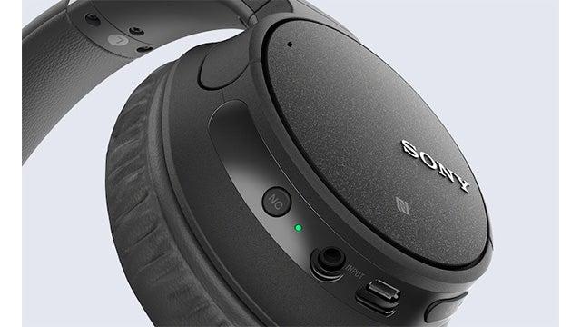 Sony WH-CH700N Wireless Bluetooth Headphones