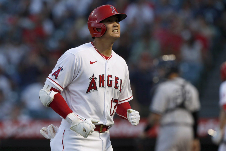 Video: Angels' Shohei Ohtani Steals Home vs. Yankees