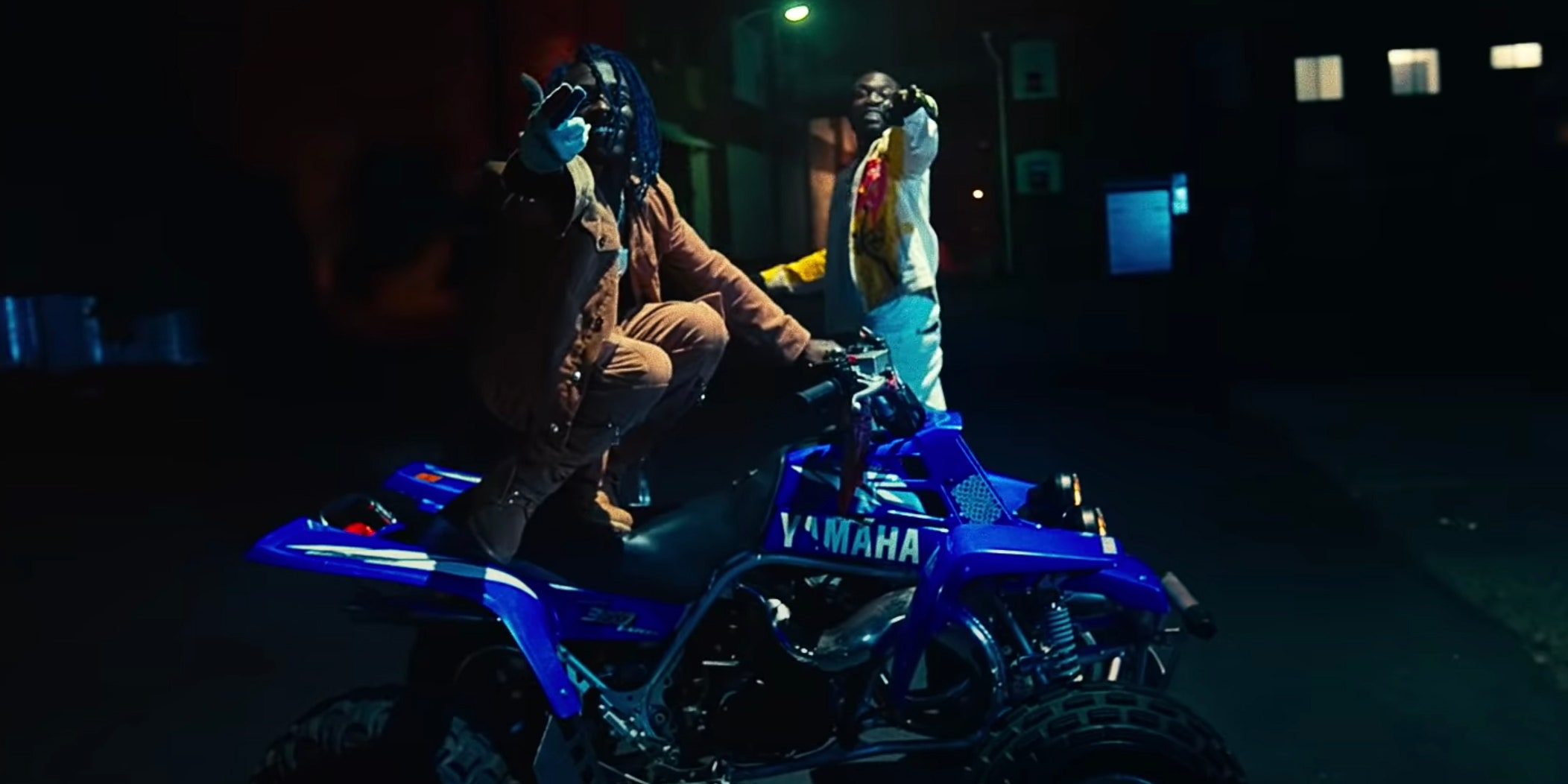"""Meek Mill and Lil Uzi Vert Share Video for New Song """"Blue Notes 2"""": Watch"""