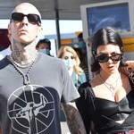 Travis Barker & Kourtney Kardashian Bring Their PDA to Paris: 'Forever Isn't Long Enough'