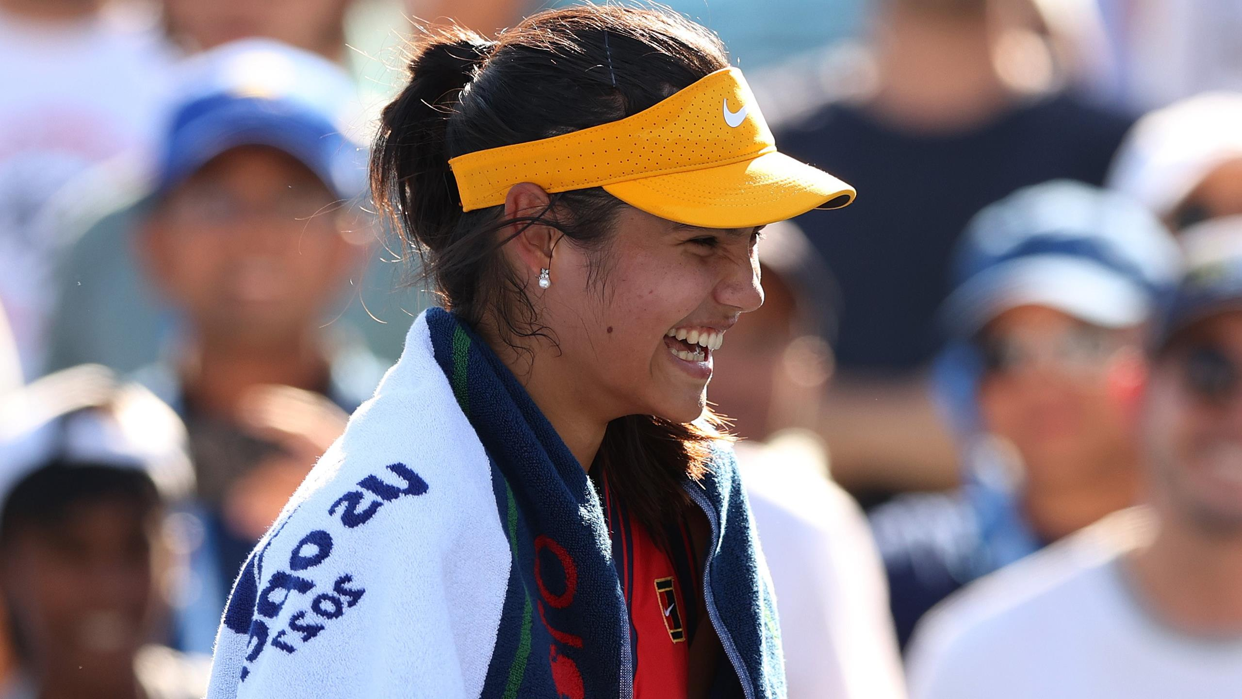 How far will 'fearless' Raducanu go at US Open?