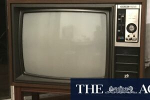 Reviving a relic: how an ancient CRT can still be a useful TV