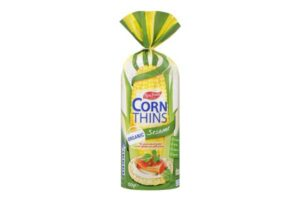 CORN THINS Sesame Organic