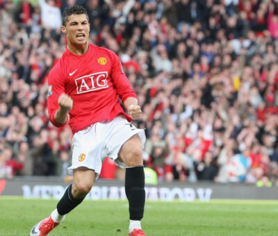 Cristiano Ronaldo will set new record when he makes Man United debut against Newcastle – the team he scored the first of many hat-tricks against