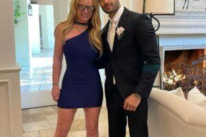 Britney Spears Is Engaged to Boyfriend Sam Asghari