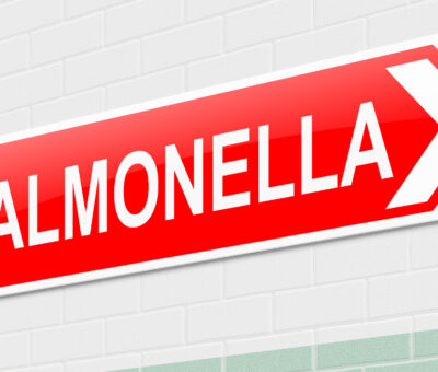 Public health officials investigating source of Salmonella infections in France