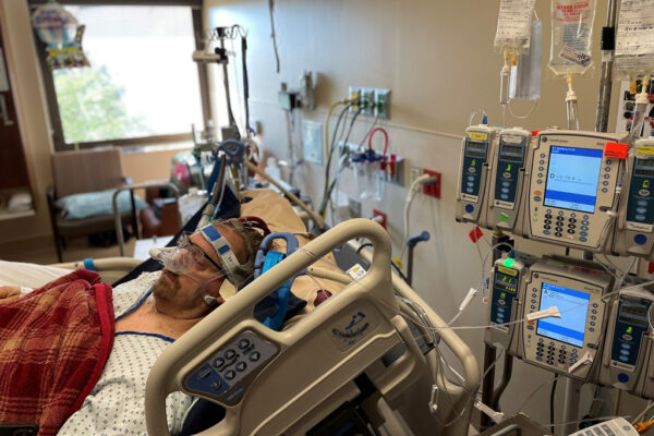 ICUs Are Filled With Covid — And Regret