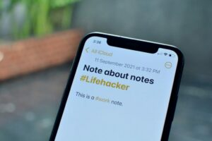 How to Finally Organize Your Random iPhone Notes
