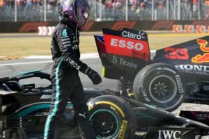 Brundle: Assessing Hamilton-Verstappen's latest crash and McLaren