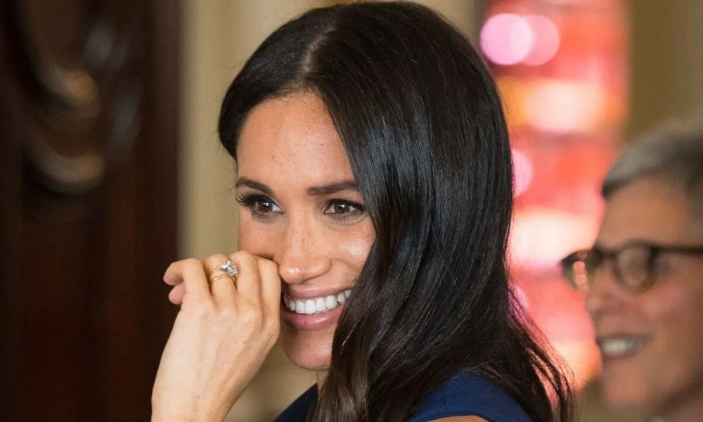 Meghan Markle's New Pinky Ring Designed By An Indian-American Has Special Meaning