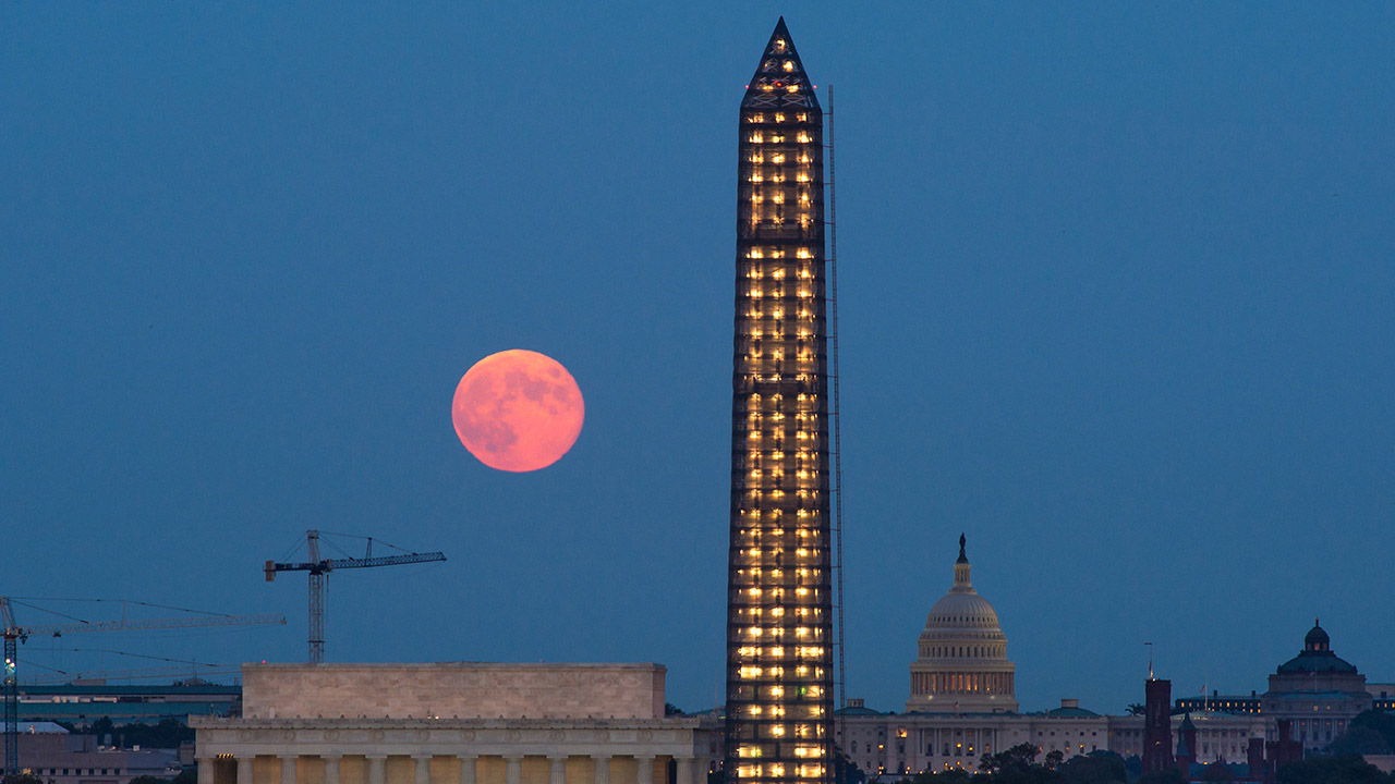 The full Harvest Moon of 2021 rises tonight: Here's what to look for