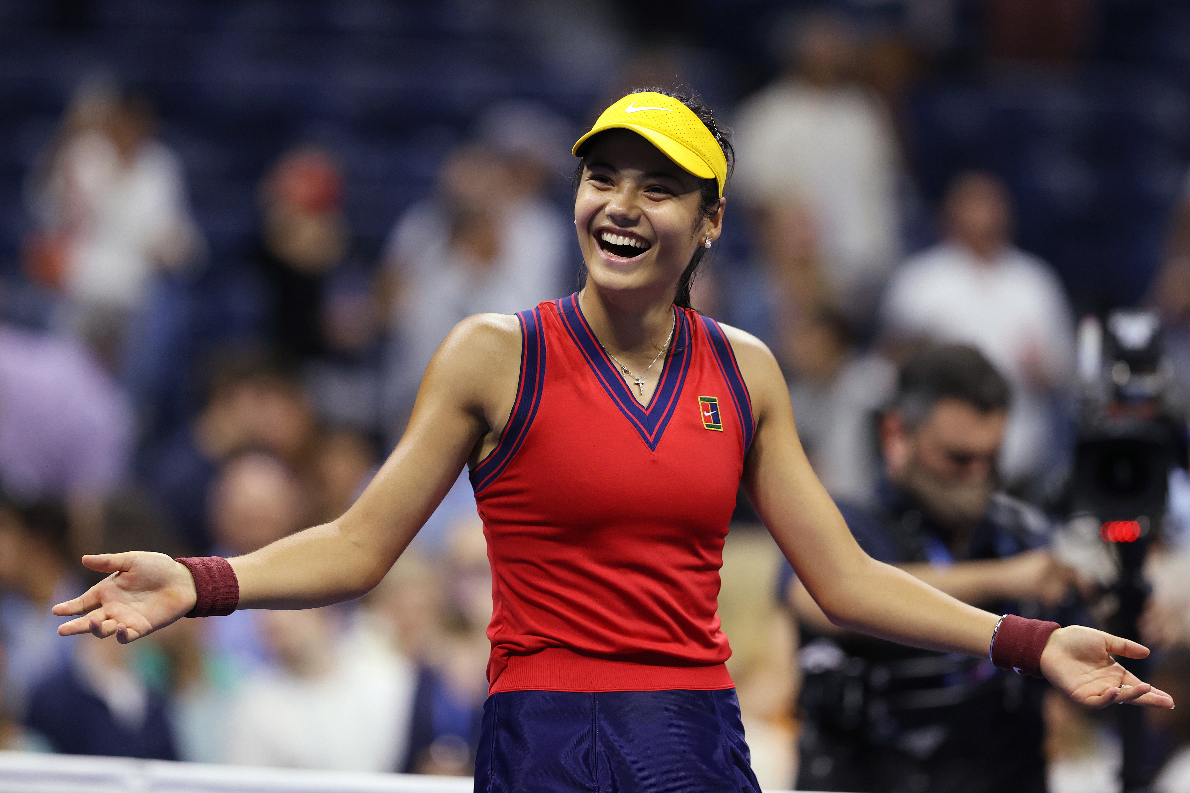 Raducanu has little time to take in her historic achievement with her most important match to come