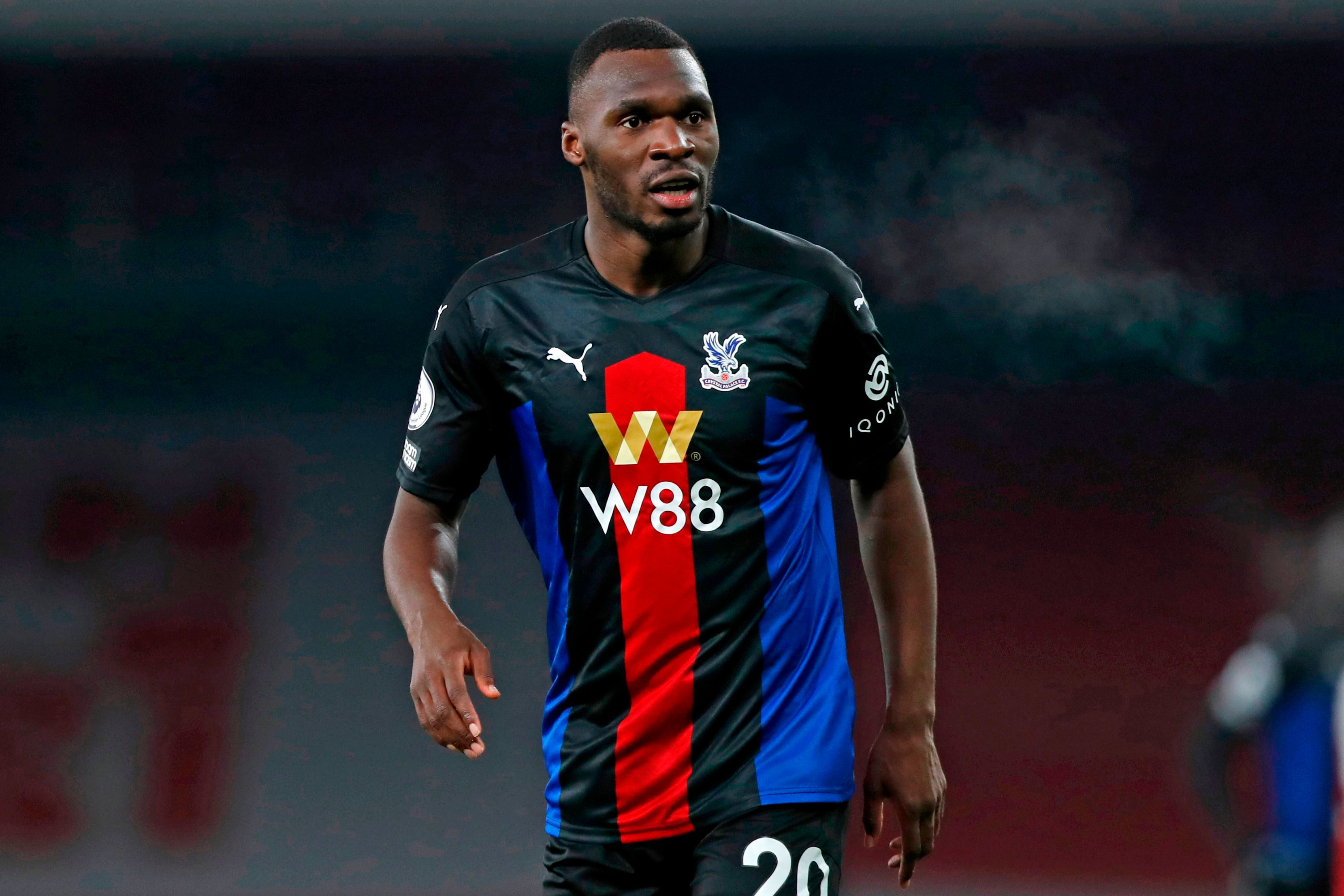 Former Liverpool striker Christian Benteke is one of the only players to score more headers this calendar year