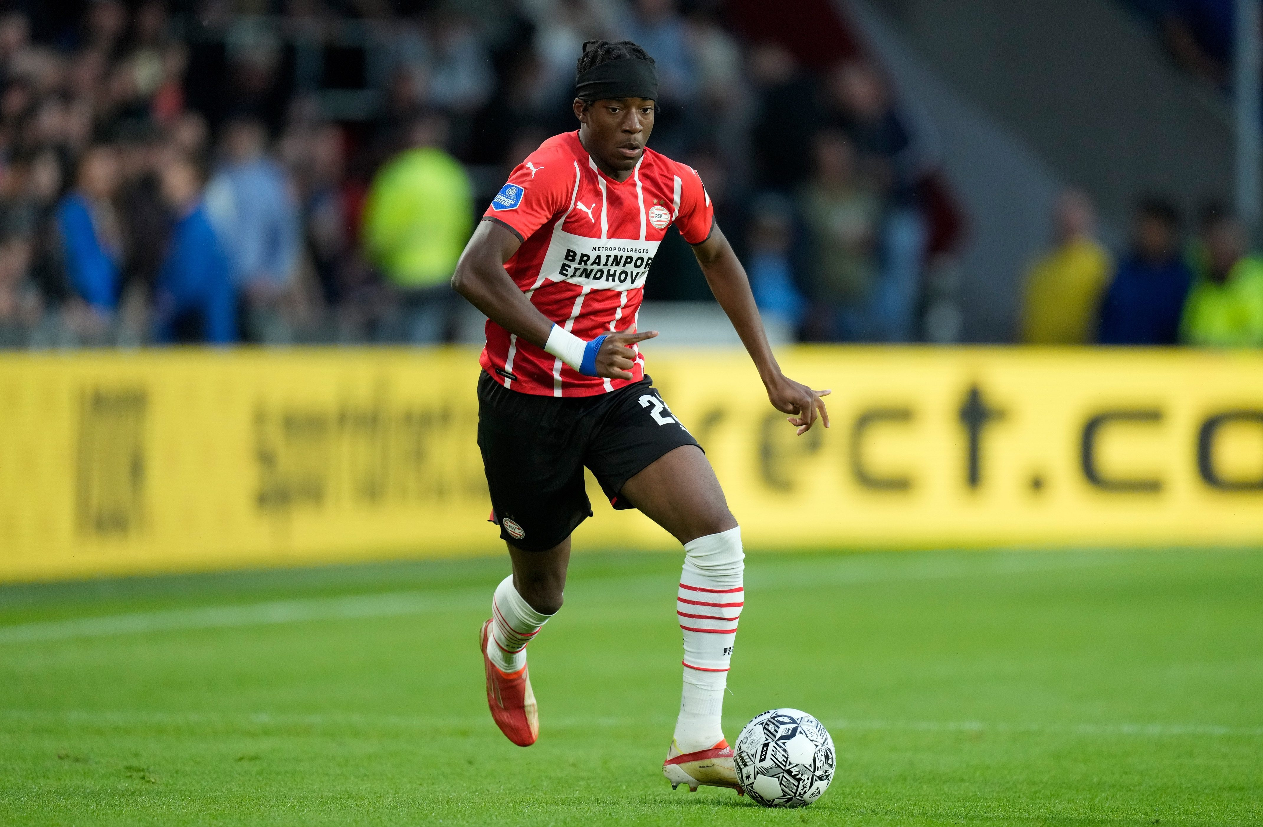 Madueke is looking to do something similar in the Netherlands, having turned his back on Spurs in 2018