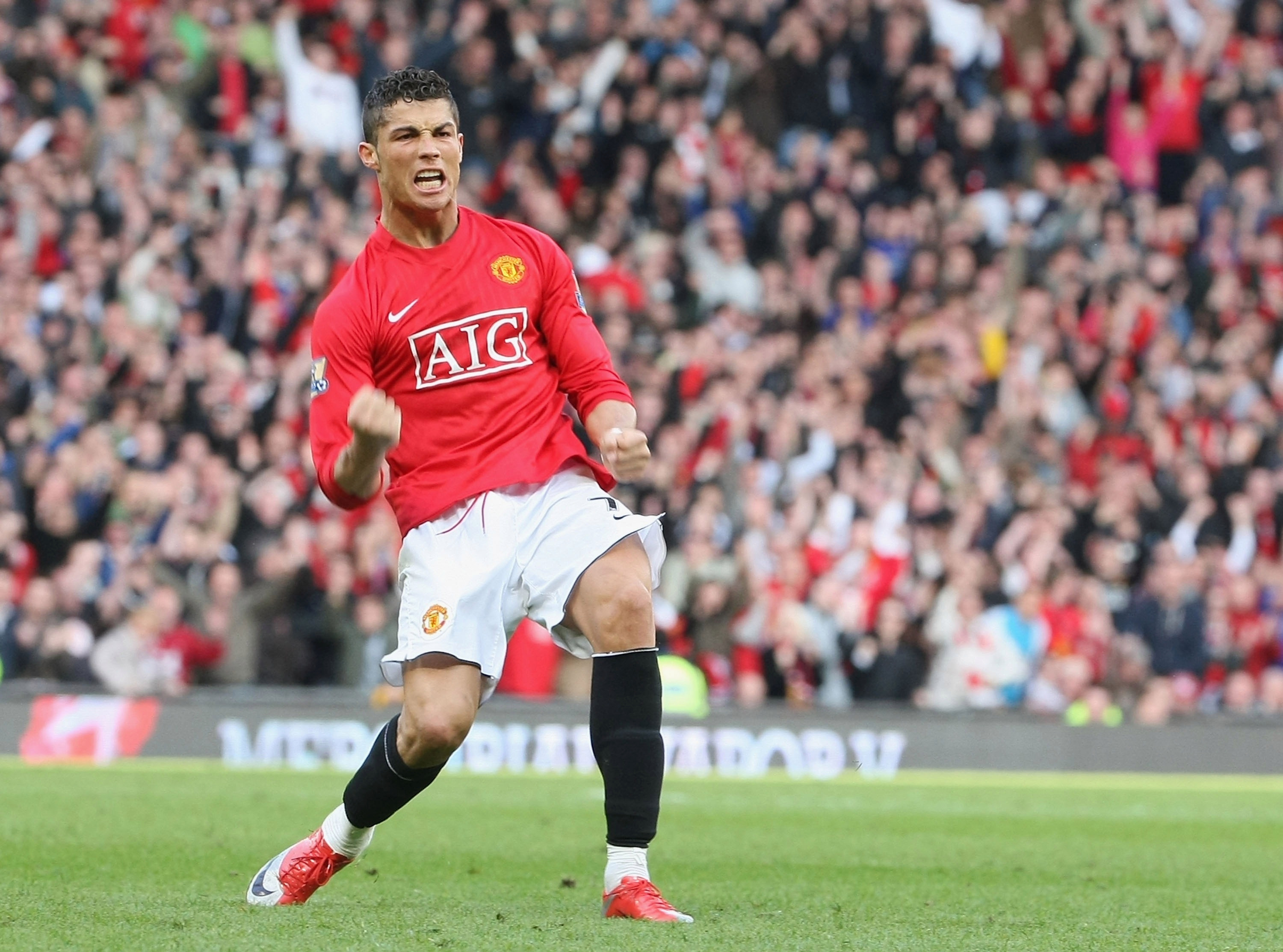 Fans will be hoping for more of these scenes at OId Trafford