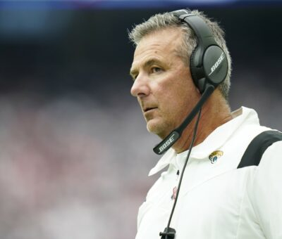 Jaguars owner Shad Khan releases statement on HC Urban Meyer: 'He must regain our trust and respect'