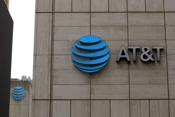 """AT&T Is Bankrolling the Network That Championed Trump's Big Lie, """"White History Month"""""""