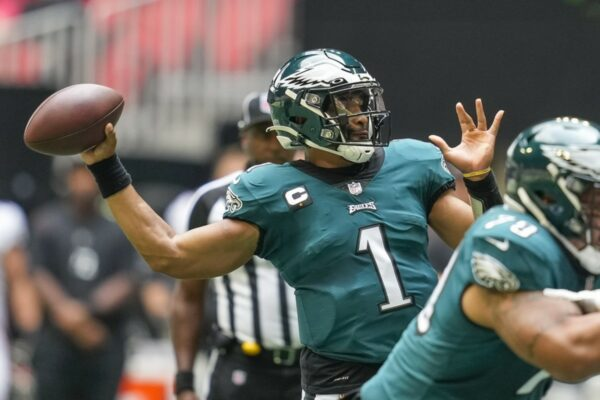 Philadelphia Eagles QB Jalen Hurts Gets Another Shot at a Team Coached by Matt Rhule
