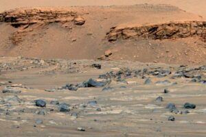 Perseverance Find Ancient Delta-Lake System, Flood Deposits in Martian Jezero Crater