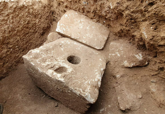 2,700-Year-Old Private Toilet Unearthed in Israel