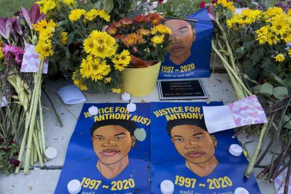 'We will not recover from this loss': Anthony Aust's family calls for systemic change one year after his death