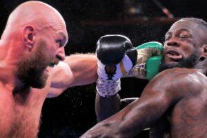 Fury finally crushes Wilder in Las Vegas thriller