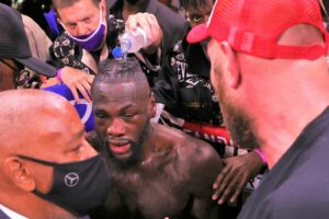 Fury: Wilder rejected my words of respect