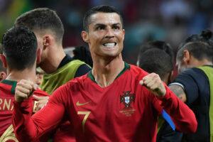 Cristiano Ronaldo & the top 20 men's international goalscorers of all-time