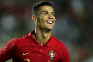Cristiano Ronaldo nets hat-trick as Portugal thrash Luxembourg -up | Football News | Sky Sports
