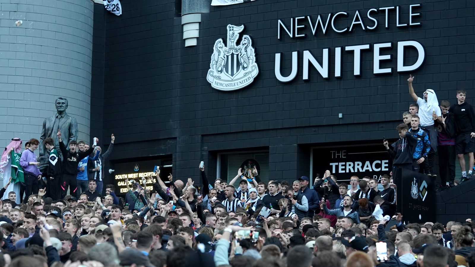 Amnesty want meeting with PL over Newcastle takeover