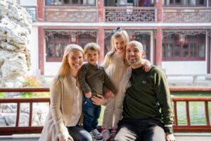 Ginny & Gordan Domlija Pick Their Shanghai Family Favorites