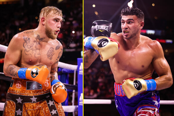 Tommy Fury warned his 'career is done' if he loses to Jake Paul as Chris Eubank Jr admits he has 'nothing bad to say' about YouTuber