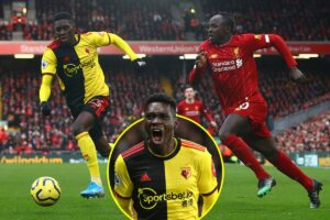 Liverpool wanted Ismaila Sarr, who could cost a lot more now after brilliant start to season at Watford – and Sadio Mane's 'boy' can continue to thrive under new boss Claudio Ranieri