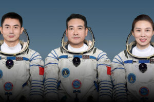 China to Send First Female Taikonaut to Its Space Station