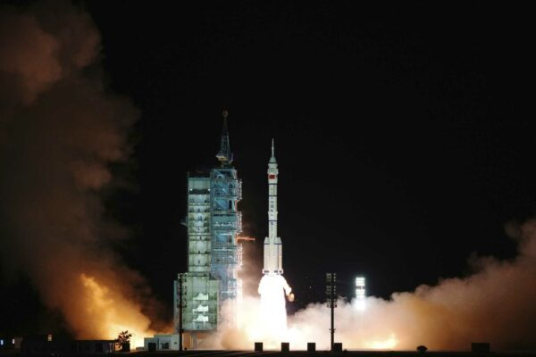 China's Shenzhou-13 spacecraft docks for 6-month mission