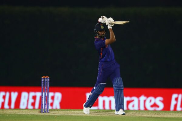 Rahul and Kishan score rapid fifties as India ace steep chase against England
