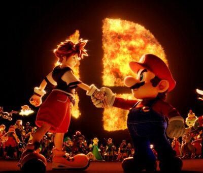 Smash Bros. Ultimate's Final DLC Fighter Has Arrived