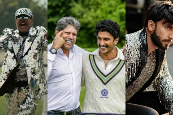 Kapil Dev is Ranveer Singh And The Internet's Meme Game Did Not Disappoint