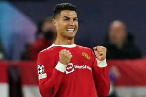 Ole's praise for Ronaldo: 'That's what he does best'