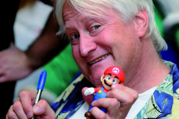 Charles Martinet Wants To Voice Mario For As Long As He Possibly Can